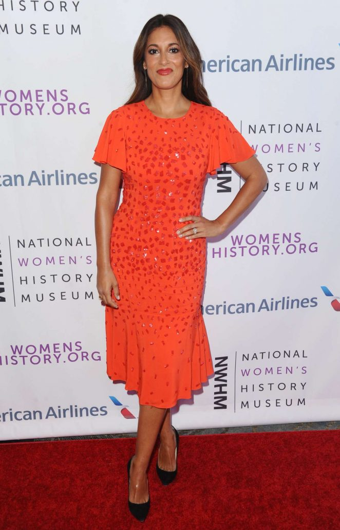 Angelique Cabral - 7th Annual Women Making History Awards in Beverly Hills