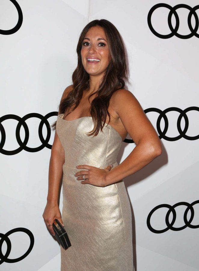 Angelique Cabral - Audi Celebrates The 68th Emmys Party in West Hollywood