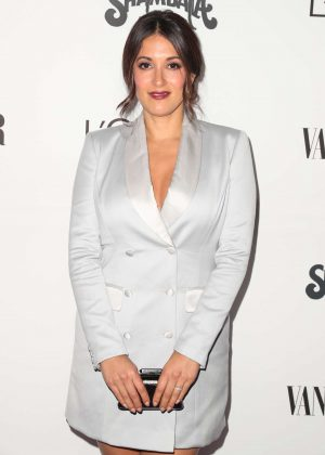 Angelique Cabral - Vanity Fair and L'Oreal Paris Toast to Young Hollywood in West Hollywood