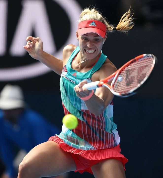 Angelique Kerber - 2016 Australian Open in Melbourne