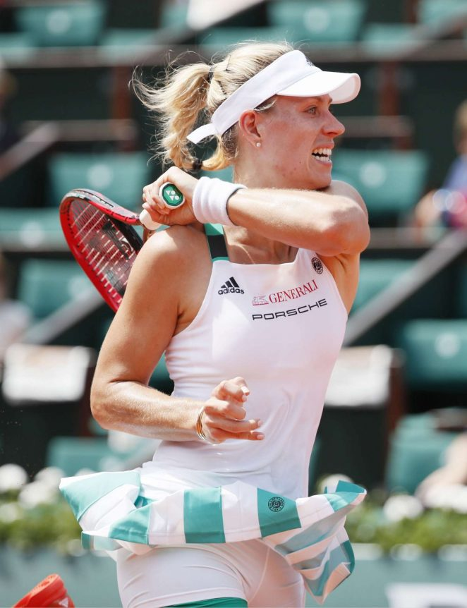 kerber french open