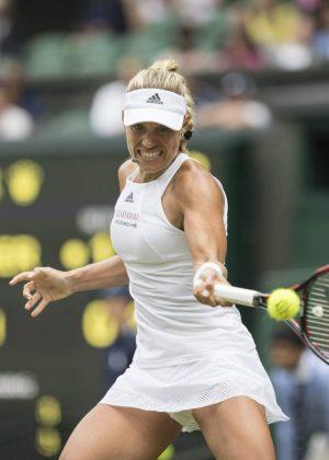 Angelique Kerber - 2017 Wimbledon Championships in London