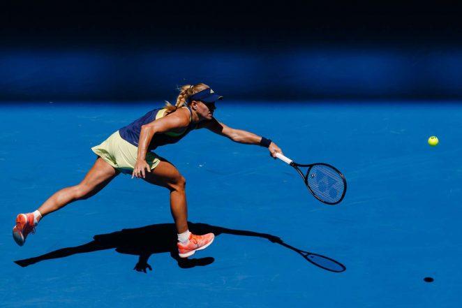 Angelique Kerber - 2018 Australian Open Grand Slam in Melbourne