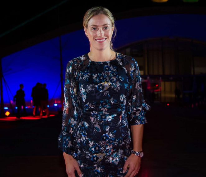 Angelique Kerber – 2018 China Open WTA Premier Mandatory Tennis Tournament Party