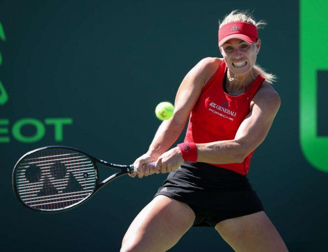Angelique Kerber 2018 : Angelique Kerber: 2018 Miami Open -01