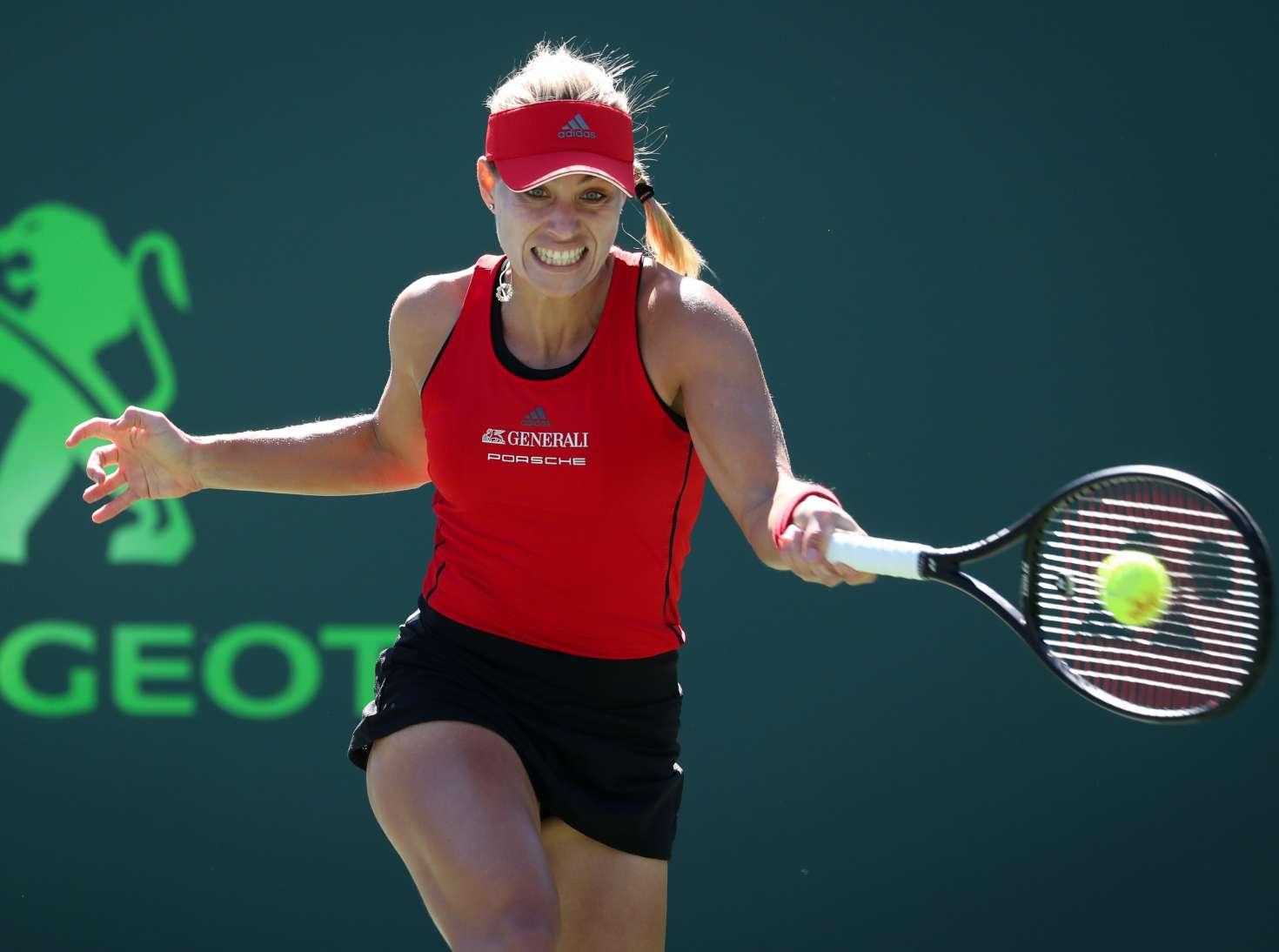 Angelique Kerber 2018 : Angelique Kerber: 2018 Miami Open -02