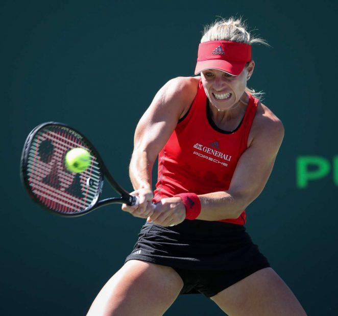 Angelique Kerber - 2018 Miami Open in Key Biscayne
