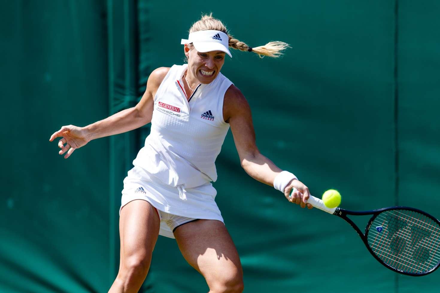 Angelique Kerber: 2018 Wimbledon Day 2 -04   GotCeleb
