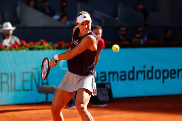 Angelique Kerber - 2019 Mutua Madrid Open Tennis Tournament in Madrid