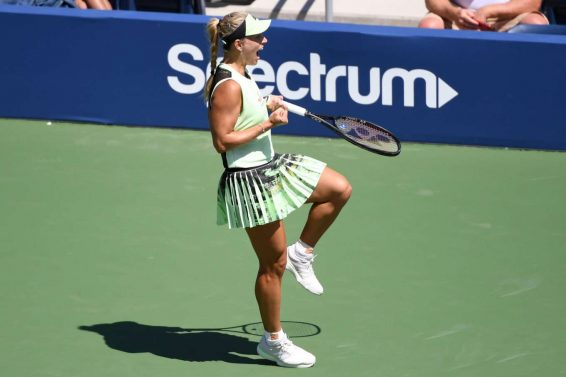 Angelique Kerber - 2019 US Open at the Arthur Ashe Stadium in Flushing Meadows