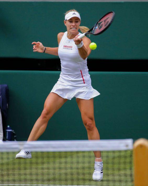 Angelique Kerber - 2019 Wimbledon Tennis Championships in London