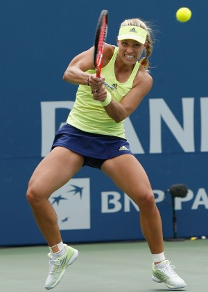 Angelique Kerber - Bank of the West Classic 2015 in Stanford