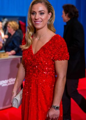 Angelique Kerber - Sportsman of the Year 2018 in Baden-Baden