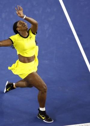 Angelique Kerber vs Serena Williams: Womens singles final at the Australian Open in Melbourne-05