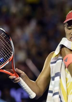Angelique Kerber vs Serena Williams: Womens singles final at the Australian Open in Melbourne-06