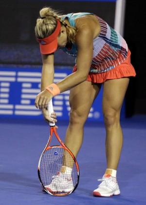 Angelique Kerber vs Serena Williams: Womens singles final at the Australian Open in Melbourne-07