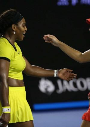 Angelique Kerber vs Serena Williams: Womens singles final at the Australian Open in Melbourne-13