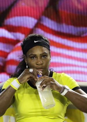 Angelique Kerber vs Serena Williams: Womens singles final at the Australian Open in Melbourne-14