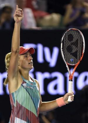 Angelique Kerber vs Serena Williams: Womens singles final at the Australian Open in Melbourne-15