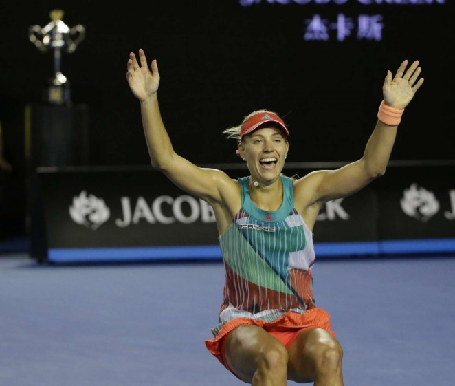 kerber williams finale