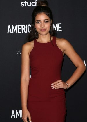 Angelique Rivera - 'American Crime' Screening in West Hollywood