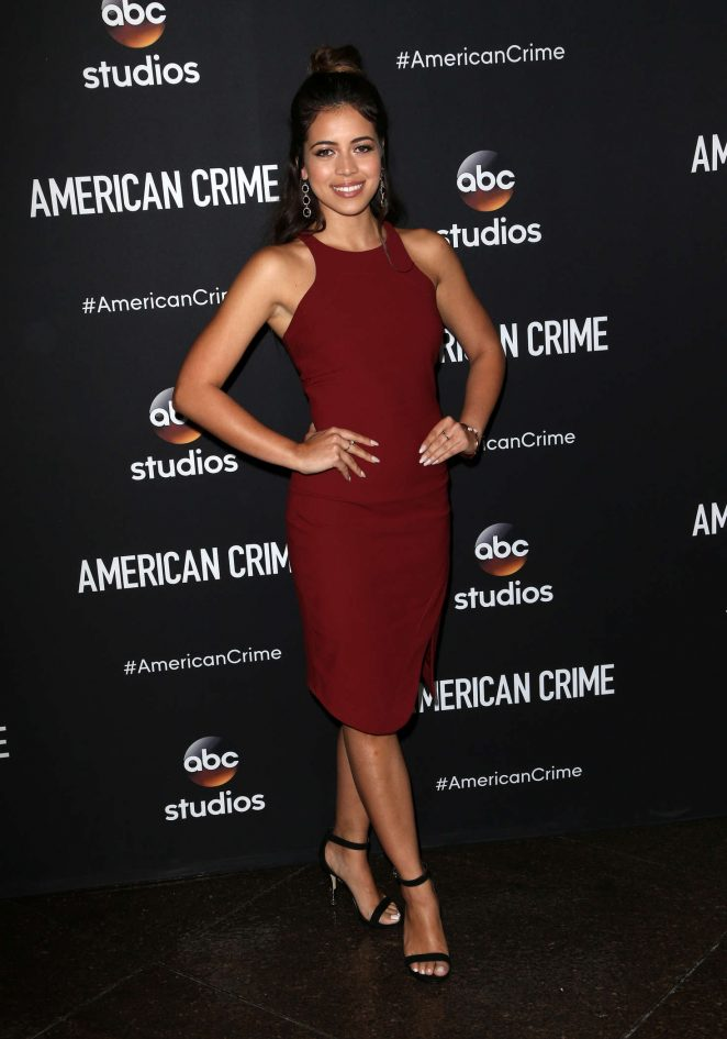Angelique Rivera: American Crime Screening -02