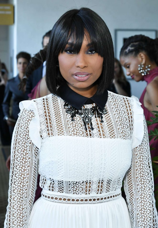 Angell Conwell - 2018 Women In Film Crystal and Lucy Awards in Los Angeles