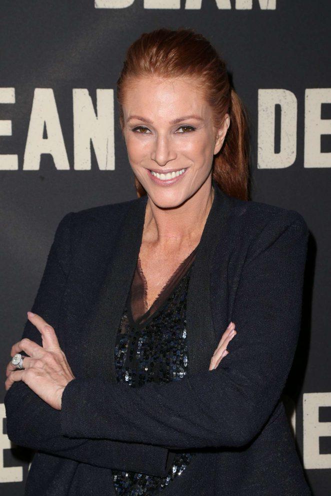 Angie Everhart - 'Dean' Screening in Los Angeles
