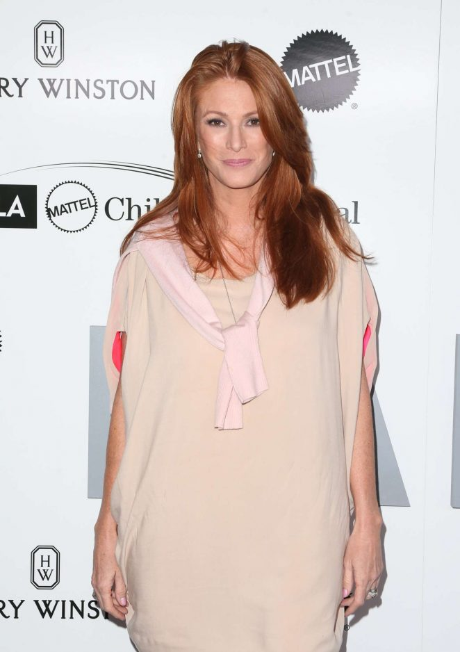 Angie Everhart - UCLA Mattel Children's Hospital Gala in Los Angeles