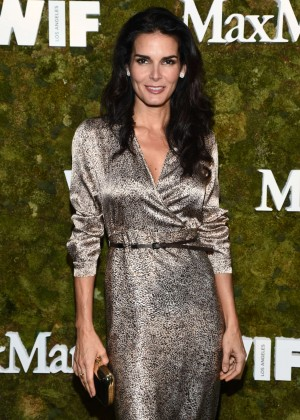 Angie Harmon - Max Mara Women In Film Face Of The Future Award Event 2015 in West Hollywood