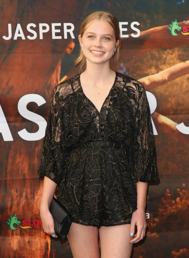 Angourie Rice - 'Jasper Jones' Premiere in Sydney