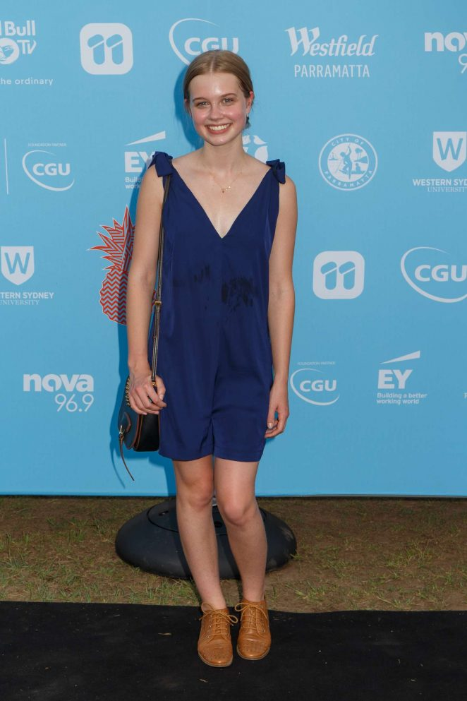 Angourie Rice - Tropfest 25 Film Festival in Sydney