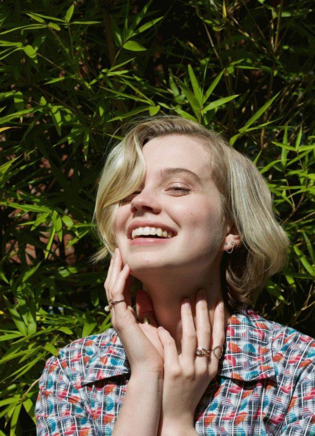 Angourie Rice - Vogue Australia (April 2021)