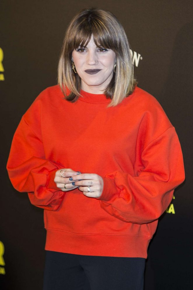 Angy Fernandez - 'El Bar' Premiere in Madrid