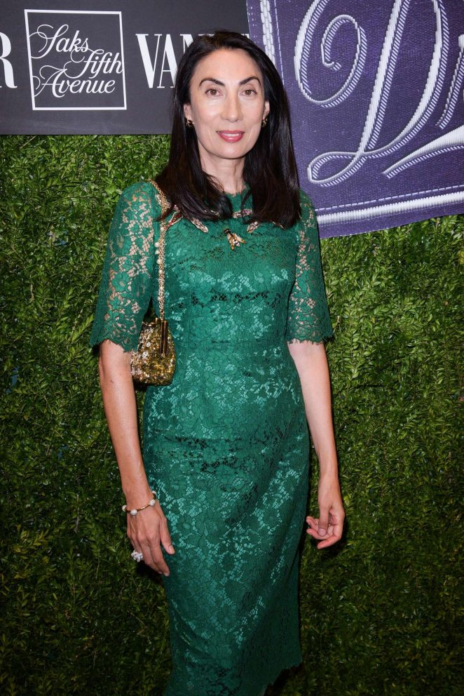 Anh Duong - Vanity Fair 2016 Best Dressed Reception in New York