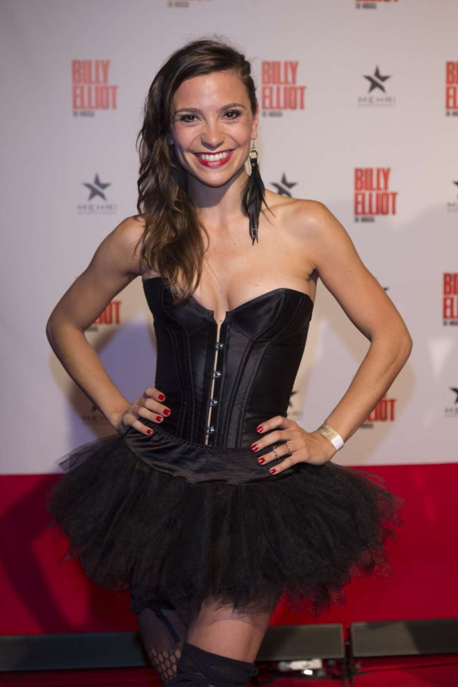 Anika Lehmann - 'Billy Elliot the Musical' Premiere in Hamburg