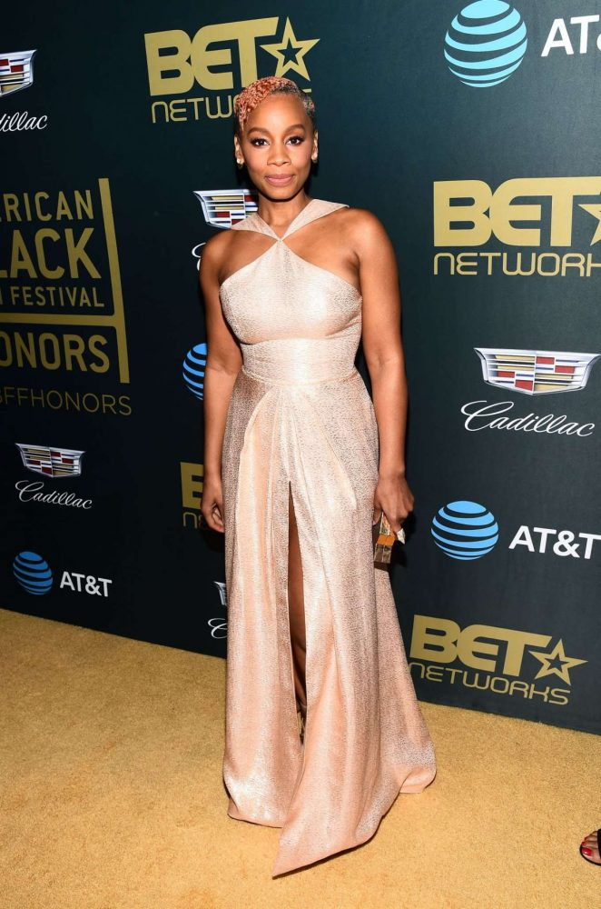 Anika Noni Rose - 2018 American Black Film Festival in Los Angeles
