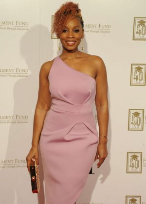 Anika Noni Rose - A Legacy of Changing Lives Gala in Los Angeles