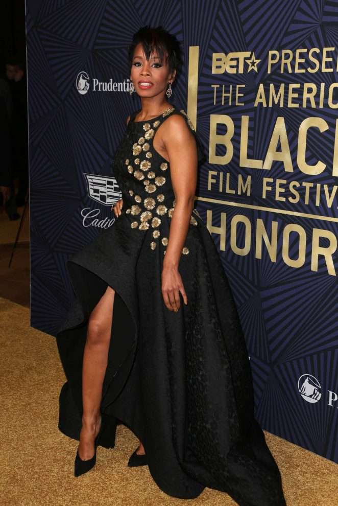 Anika Noni Rose: BETs 2017 American Black Film Festival Honors Awards -01