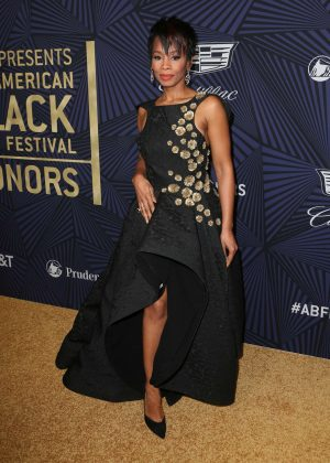 Anika Noni Rose - BET's 2017 American Black Film Festival Honors Awards in LA