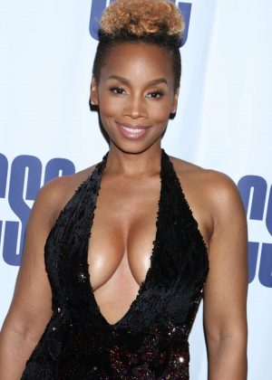 Anika Noni Rose - 'Carmen Jones' Off-Broadway Opening Night in NY