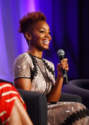Anika Noni Rose - Disney's D23 EXPO 2017 in Anaheim