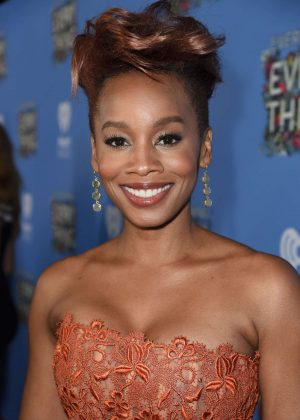Anika Noni Rose - 'Everything, Everything' Screening in Los Angeles