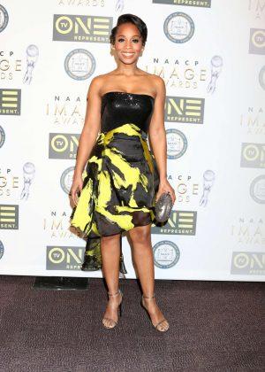 Anika Noni Rose - Non-Televised 48th NAACP Image Awards in Pasadena
