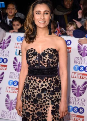 Anita Rani - 2017 Pride Of Britain Awards in London
