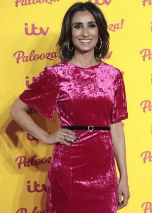 Anita Rani - ITV Palooza in London