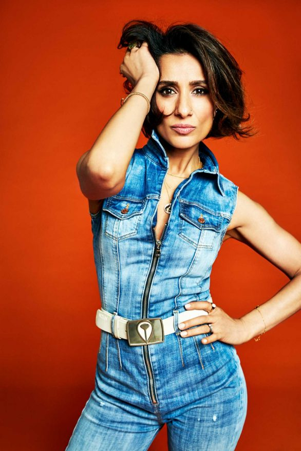Anita Rani - Mark Hayman Photoshoot