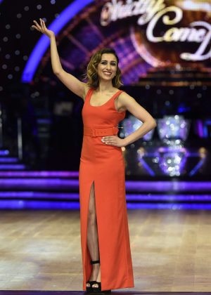 Anita Rani - Strictly Come Dancing Photocall in Birmingham