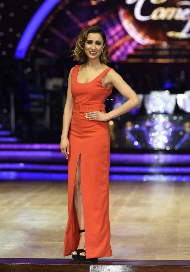 Anita Rani 2017 : Anita Rani: Strictly Come Dancing Photocall -05