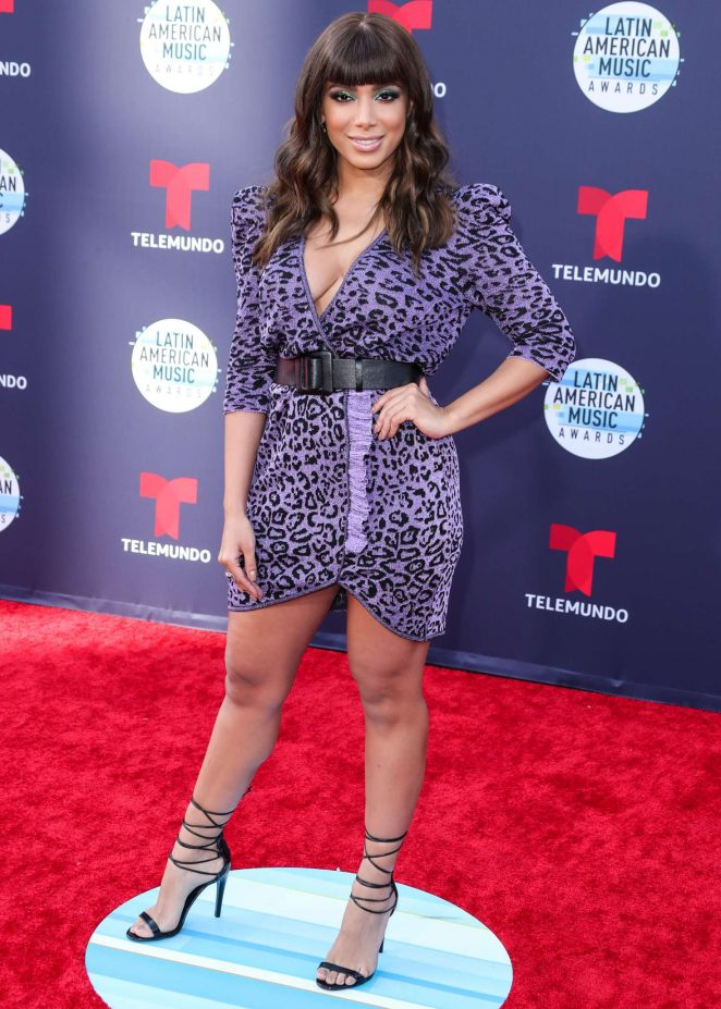 Anitta - 2018 Latin American Music Awards in Los Angeles